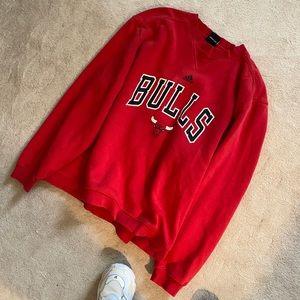 bulls crewneck